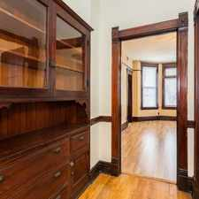 Rental info for 3626 North Marshfield Avenue #2 in the Chicago area