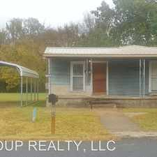 Rental info for 914 N. F Street in the McAlester area