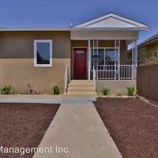 Rental info for 2152 Ocean View Blvd. in the Barrio Logan area