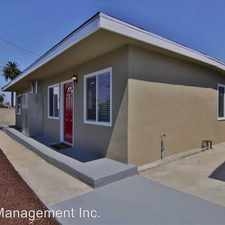 Rental info for 2156 Ocean View Blvd. - 2156 in the Logan Heights area
