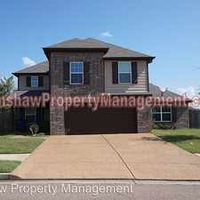 Rental info for 10912 Paul Coleman Dr in the Olive Branch area