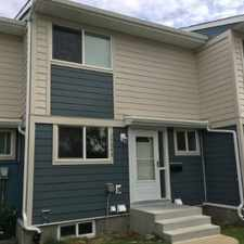 Rental info for Lovely Family 3-Bed Townhome in Castledowns Area in the Baturyn area