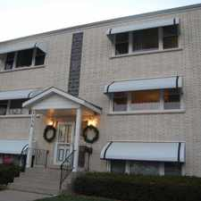 Rental info for Two bedroom, one bath condo with parking for rent in Berwyn! in the Berwyn area