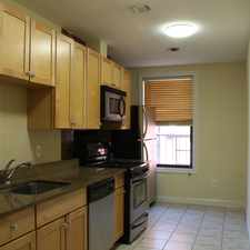 Rental info for 2 Bedroom with a Perfect Washington St Location in the Hoboken area