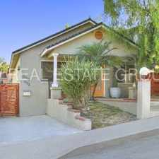 Rental info for Beautiful remodeled home in Silverlake in the Glassell Park area