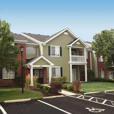 Rental info for The Reserve at Miller Farm in the Centerville area