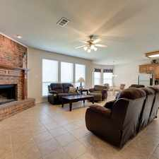 Rental info for Hard To Find 5 Bedroom In North Rockwall