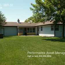 Rental info for 6174 S. 38th St