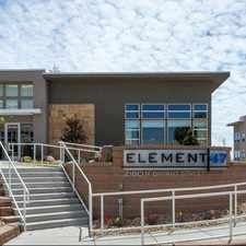 Rental info for Element 47 by Windsor