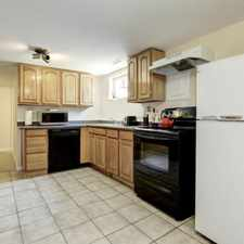 Rental info for Spacious apartment near Brookland, Rhode Island Metros incl. expenses in the Woodridge - Fort Lincoln area