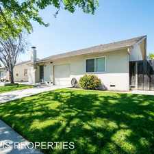 Rental info for 791 Nevin Way - #02 in the San Jose area