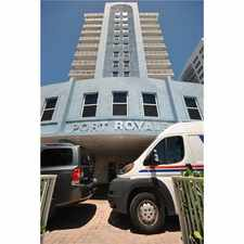 Rental info for 6969 Collins Ave in the Miami Beach area