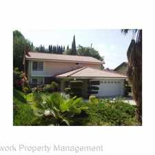 Rental info for 21548 Carriso Rd in the Diamond Bar area