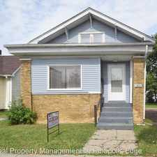 Rental info for 1414 E Kelly Street in the Garfield Park area