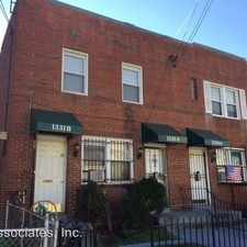 Rental info for 1331 T Street, SE Unit# A in the Anacostia area