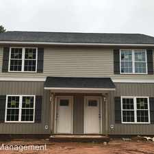 Rental info for 601 McLelland - Townhouses in the Mooresville area