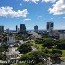 Rental info for 1221 Victoria St. Apt. 1902 in the Honolulu area
