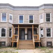 Rental info for 7642-44 S. Normal Ave. in the West Chatham area