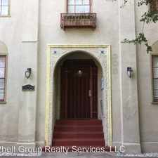 Rental info for 306 Madison Apt. 5 in the King William area