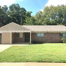 Rental info for 3779 Kalamath in the Memphis area