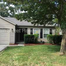 Rental info for 7114 Elias Circle - Newly Remodeled 3 Bedroom in Oaklandon in the Lawrence area
