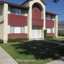 Rental info for 8631 Rose St in the Ramona Park area