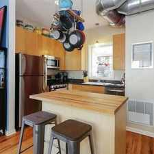 Rental info for 2231 North Lister Avenue #A in the Chicago area