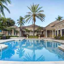 Rental info for The Preserve at Deer Creek Apartments in the Deerfield Beach area