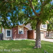 Rental info for 5375 Chestnut View in the Hill Country area