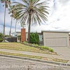 Rental info for 404 Chabela Drive in the 90266 area