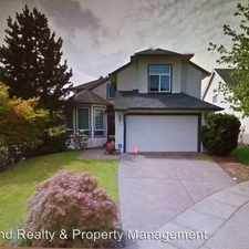 Rental info for 15150 SW Basalt Court in the Sexton Mountain area