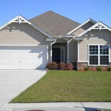 Rental info for 215 Calm Oaks Circle