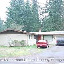 Rental info for 21330 Cypress Way in the Bothell West area