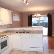 Rental info for Edmonton House for rent in the Hollick-Kenyon area