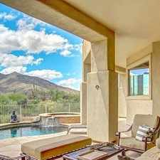 Rental info for Over 3,583 Sf In Cave Creek. Washer/Dryer Hookups!