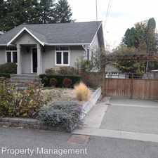 Rental info for 13718 1st Ave NW in the Broadview area