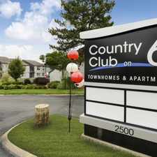 Rental info for Country Club On 6th in the Lawrence area