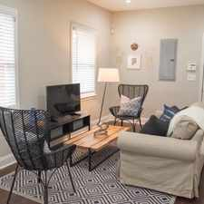 Rental info for $3000 1 bedroom Townhouse in Fulton County Midtown in the Atlanta area