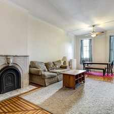 Rental info for 1020 Garden Street in the Jersey City area