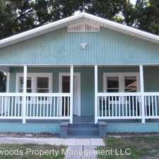 Rental info for 107 W Cayuga St in the South Seminole Heights area