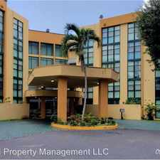 Rental info for 11800 SW 18 ST #431 in the Tamiami area
