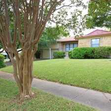 Rental info for 8803 Stanwood Drive Dallas, TX 75228 in the Casa View Haven area