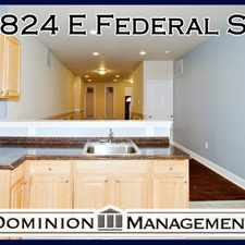 Rental info for Modern Renovations! Spacious Bedrooms + den! in the Baltimore area