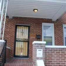 Rental info for Lovely Home w/ Breakfast bar off Kitchen, Large Finished basement, Hardwood. Carpet ,Garage, Front yard and Front porch, Backyard.All new Appliances including Microwave A must see! Contact Melissa @ Tenant Solutions 410-207-0617 in the Baltimore area