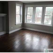 Rental info for *** BEAUTIFUL 2 BEDROOM UNIT - READ NOW FOR RENT @ 69TH & STONEY ISLAND *** in the Grand Crossing area