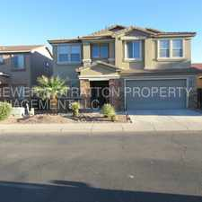 Rental info for 3774 E LONGHORN ST - 5BR 4BA Schnepf Rd/Combs Rd - EXQUITE LARGE FAMILY HOME WITH PRIVATE POOL! GRANITE COUNTERS, STAINLESS STEEL APPLIANCES, MOUNTAIN VIEWS - THIS ONE HAS IT ALL!