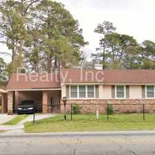 Rental info for Single Family Home in the Savannah area