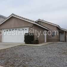 Rental info for Cute & Cozy 3 Bed, 2 Bath Victorville Home!!!