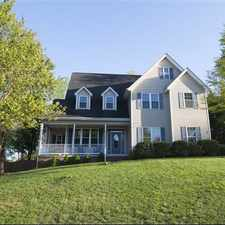 Rental info for 3 Musket Ct