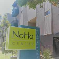 Rental info for NoHo Centre